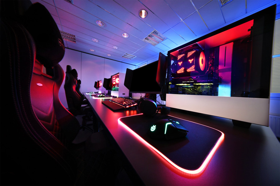 Gaming Area image